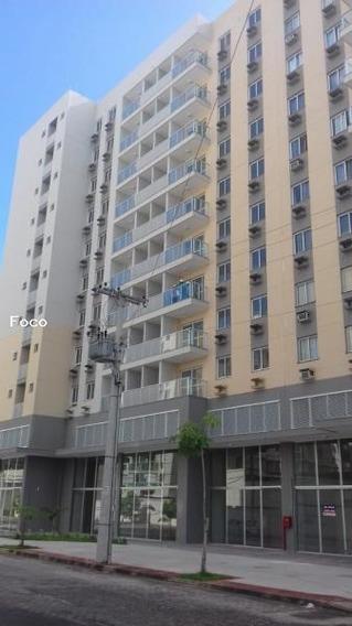 Apartamento Para Venda Em Vitória, Jardim Camburi, 2 Dormitórios, 1 Suíte, 2 Banheiros, 1 Vaga - 055_2-742266