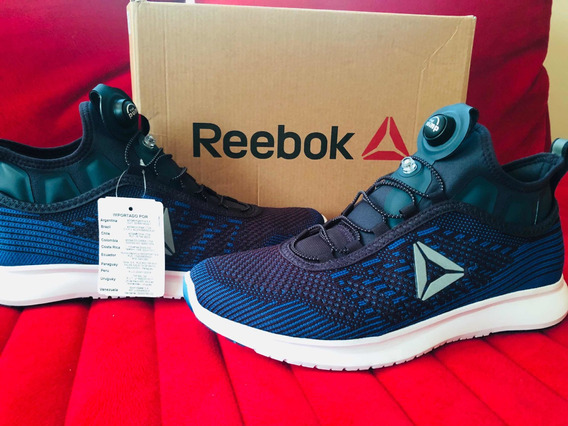 Tênis Reebok Pump Plus Ultk Men Running