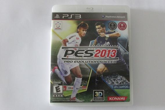 Jogo Pes 2013 - Playstation 3 - Usado