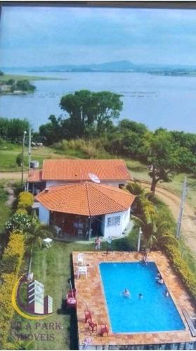 Casa Com 3 Suites À Venda-barão De Antonina/sp - Ca0438