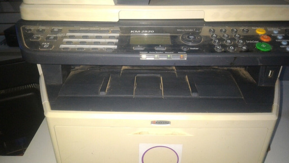 Impressora Lazer Kyocera Km2820