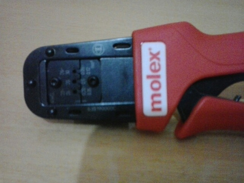 Imagem 1 de 2 de Alicate Importado Molex