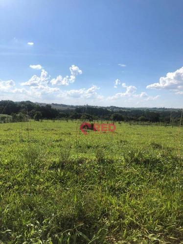 Terreno À Venda, 1500 M² Por R$ 115.000,00 - Campo Do Meio - Araçoiaba Da Serra/sp - Te0279
