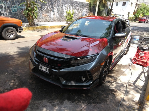 Honda Civic 2017 2.0 Type R Mt