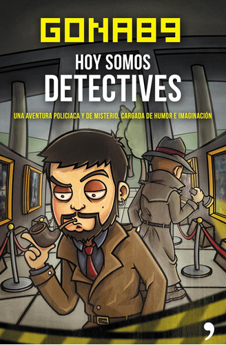 Imagen 1 de 3 de Hoy Somos Detectives De Gona89 - Temas De Hoy