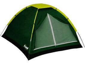 Barraca Igloo 4 Pessoas Com Mosquiteiro - Belfix Camping