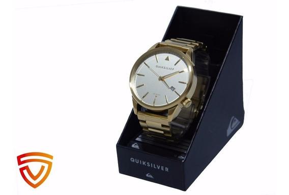 Relógio Beluka Metal Gold