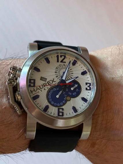 Relógio Haurex Peça De Colecionador Sem Caixa Sem Manual