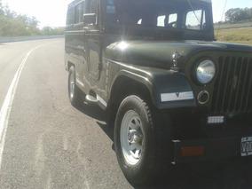 Jeep Ika Modelo 61 Motor Falcon 188