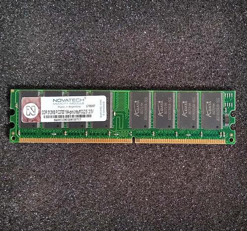 Memoria Ram Ddr 512mb 333mhz Novatech