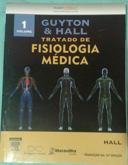 Kit De 3 Livros Fisiologia Medica