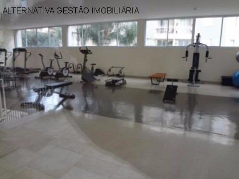 Apartamento Residencial Em São Paulo - Sp, Jaguaré - Apv2278