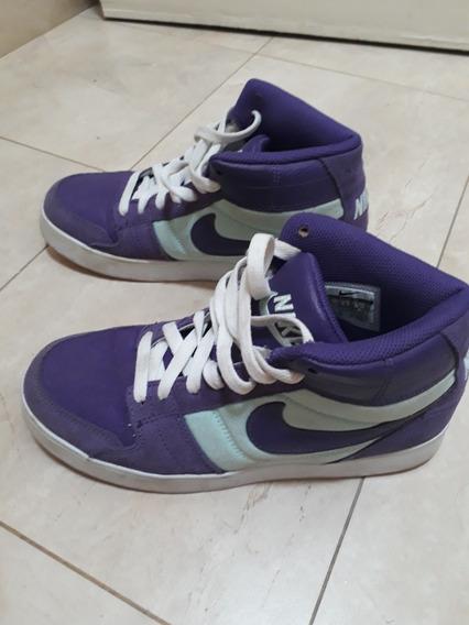 Zapatillas Nike Mujer Talle 38
