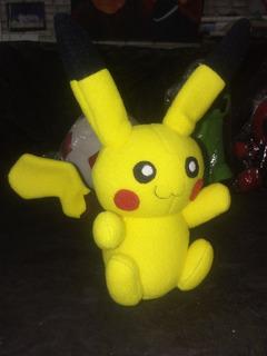 Pikachu Muñeco Peluche 22cm