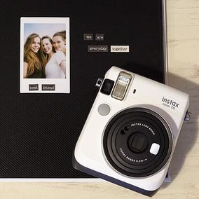 Câmera Instantânea Fujifilm Instax Mini 70 Branca