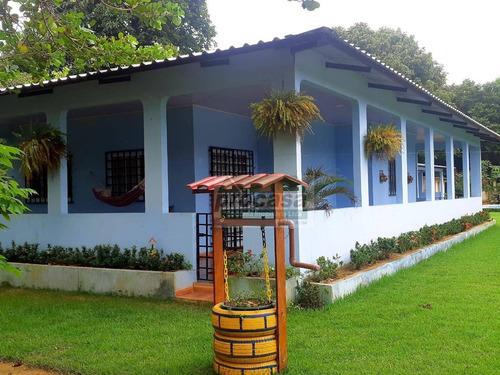 Sítio Com 2 Dormitórios À Venda, 1750 M² Por R$ 350.000,00 - Zona Rural - Iranduba/am - Si0154