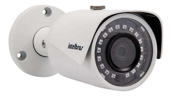 Câmera Bullet Intelbras Vip S3020 G2 720p Hd Poe Cftv Ip