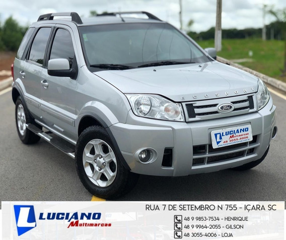 Ford Ecosport Xlt Automatica 2.0 2011