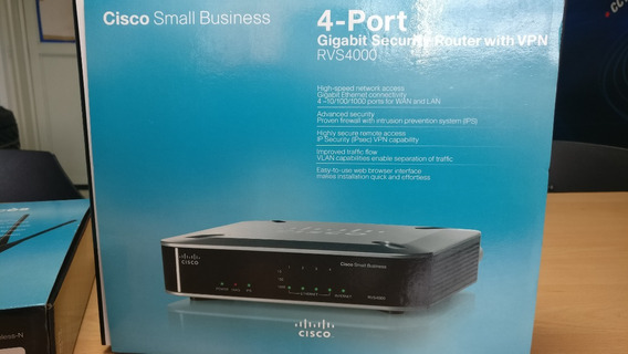 Cisco Router Con Vpn