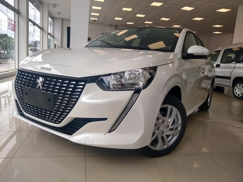 Peugeot 208 Active Tiptronic 0km Financiado Mati