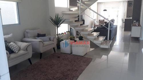 Imagem 1 de 12 de Casa Com 4 Dormitórios À Venda, 250 M² Por R$ 1.170.000,00 - Urbanova - São José Dos Campos/sp - Ca0692