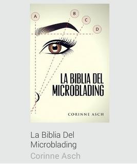 3 Guias Digitales La Biblia Del Microblading Y Otras Mas