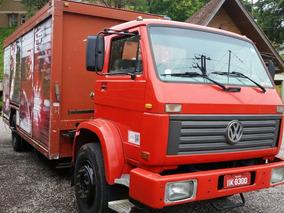 Volkswagen Vw 14170 Baia De Bebidas Repasse