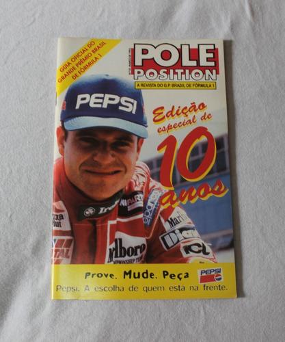 Revista Pole Position Nº 10 - 1995