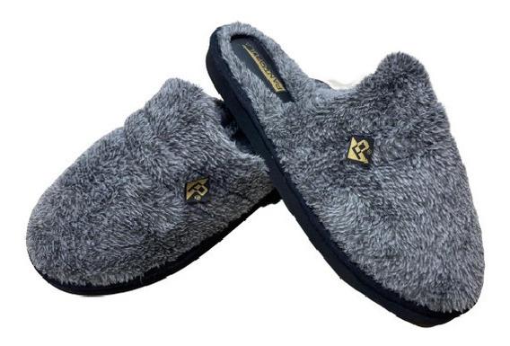 Pantufla Micropeluche Pantofola P/hombre - Calzados Tirel