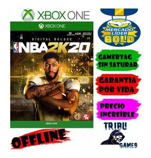 Nba 2k20 Deluxe Xbox One Offline