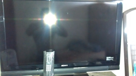Tv Lcd 40 Sony Bravia (seminova C/ Controle )