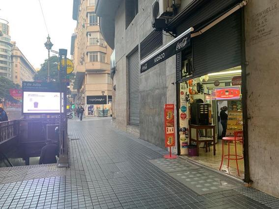 Kiosco Fondo De Comercio En Venta A Pasos Del Obelisco