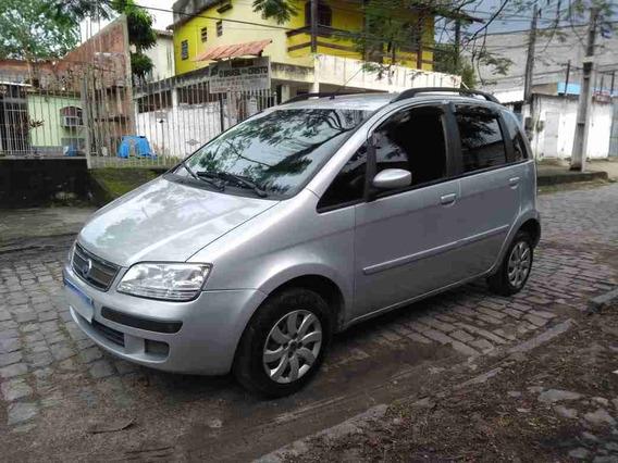 Fiat Idea 1.4 Elx Flex 5p 2008 Completo - Vist 2019
