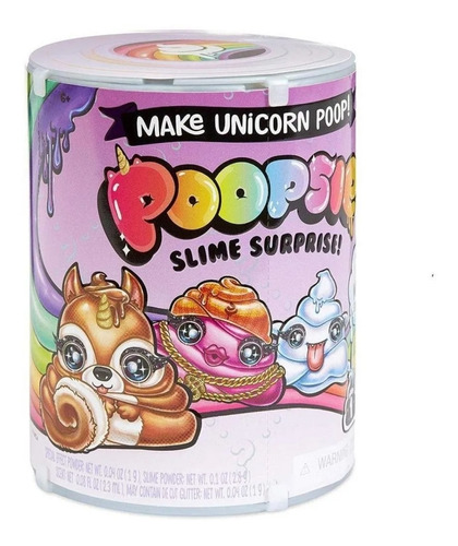 Poopsie Slime Surprise - Candide Rf 1951 Original C/ Nfe