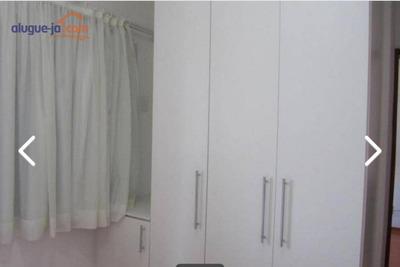 Flat Com 1 Dormitório Para Alugar, R$ 1.500/mês - Jardim Aquarius - São José Dos Campos/sp - Ap5627