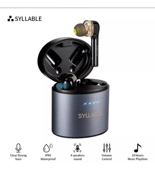 Fone Bluetooth Syllable Sd119s Melhor Que Blitzwolf Promoçâo