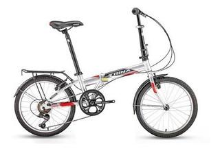 Bicicleta Trinx Life 2.0 Plegable Aluminio 20 Albion