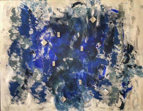 Cuadros Abstractos 70 X 90