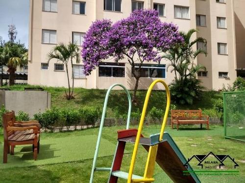 Apartamento 50m² Parque Das Nações Santo André / Sp - Aba0677