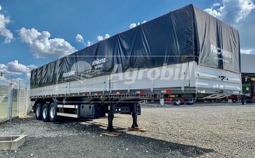 Carreta Graneleira 12,5m S/ Pneus  Facchini 0 Km Ano 2021