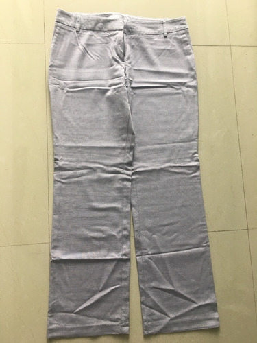 Pantalon Lila De Vestir Ivonne Petite Mercado Libre