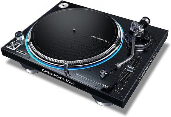 Toca Discos Denon Vl12 Prime Dj Profissional Por Encomenda