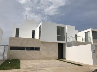 Residencia Equipada En Privada Praderas Del Mayab