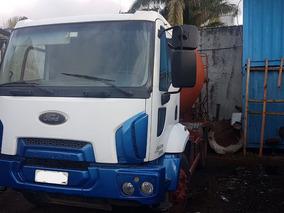 Ford Cargo 2629 2628 Betoneira Liebherr 2013 6x4