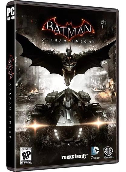 Jogo Batman Arkham Knight ( Mídia Física )