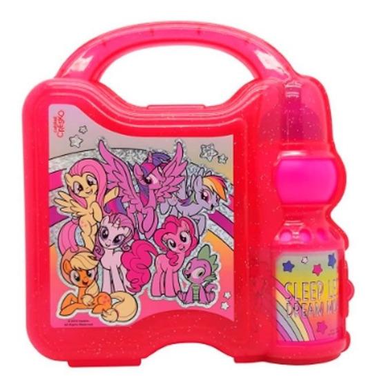 Lonchera De Pvc My Little Pony Lp022 Cresko