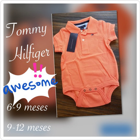 Body Polo Tommy Hilfiger