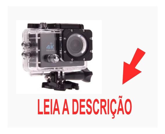 Câmera Para Capacete 4k