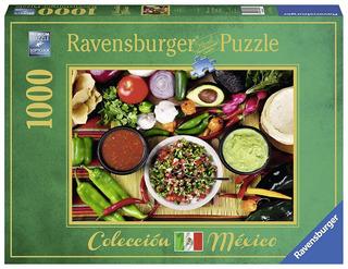 Salsas Coleccion Mexico Rompecabezas 1000 Pz Ravensburger