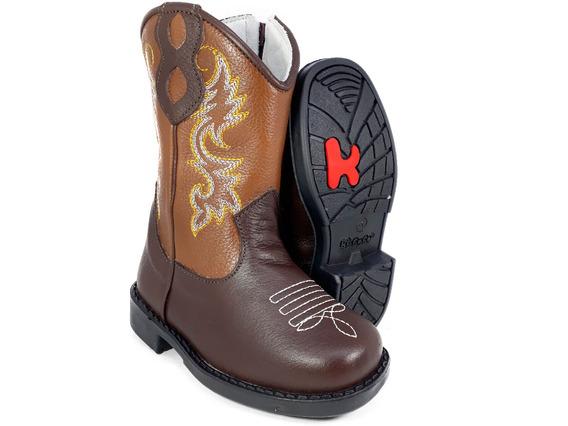 Bota Country Infantil Texana Menino Menina Rodeio T8165